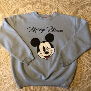 Disney Mickey Mouse Sweatshirt